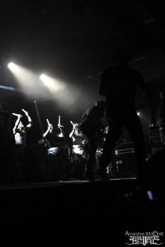 Les Tambours du Bronx @ l'Etage171
