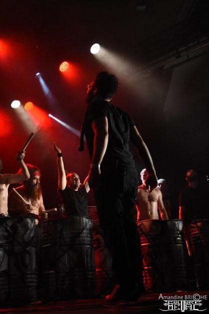 Les Tambours du Bronx @ l'Etage183