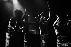 Les Tambours du Bronx @ l'Etage190