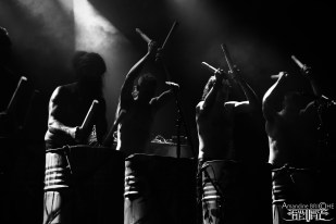 Les Tambours du Bronx @ l'Etage194