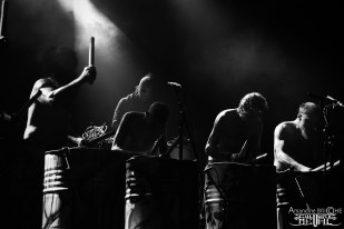 Les Tambours du Bronx @ l'Etage195