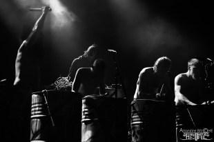 Les Tambours du Bronx @ l'Etage196