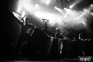 Les Tambours du Bronx @ l'Etage198