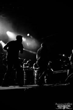 Les Tambours du Bronx @ l'Etage210