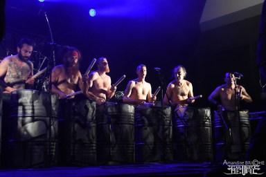 Les Tambours du Bronx @ l'Etage229