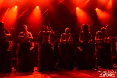 Les Tambours du Bronx @ l'Etage260