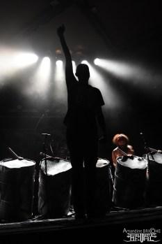 Les Tambours du Bronx @ l'Etage262