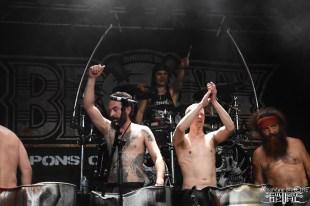 Les Tambours du Bronx @ l'Etage3