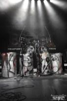 Les Tambours du Bronx @ l'Etage7