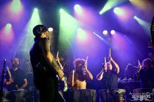 Les Tambours du Bronx @ l'Etage77