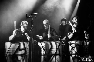 Les Tambours du Bronx @ l'Etage81