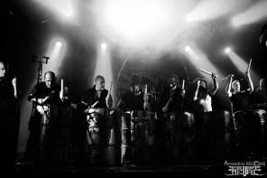Les Tambours du Bronx @ l'Etage87