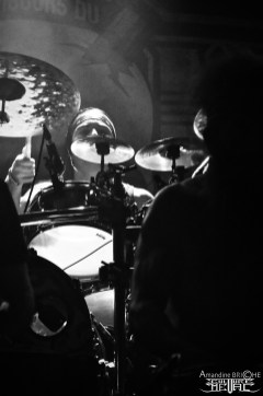 Les Tambours du Bronx @ l'Etage93
