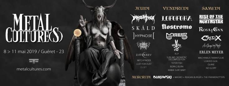 Metal Culture(s) 2019