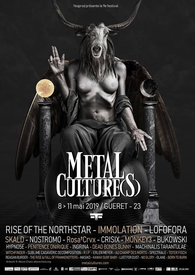 Metal Culture(s) XI - affiche