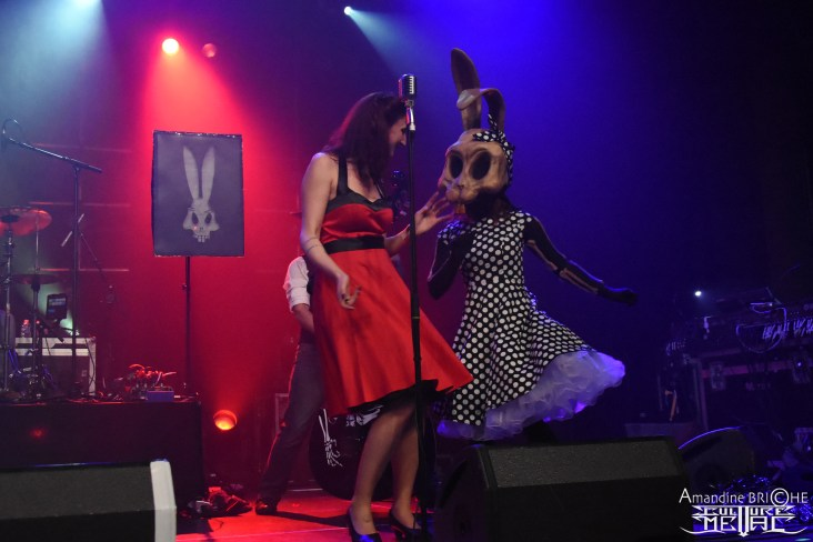 Dead Bones Bunny @Metal Culture(s) IX108