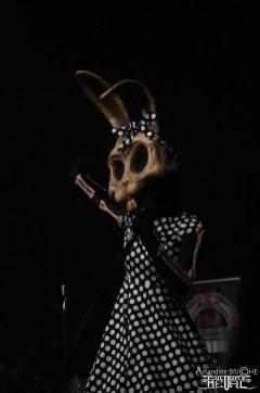 Dead Bones Bunny @Metal Culture(s) IX8