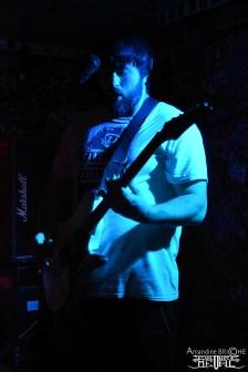 The Chainsaw Motel @ Warm Up Licorne Fest15