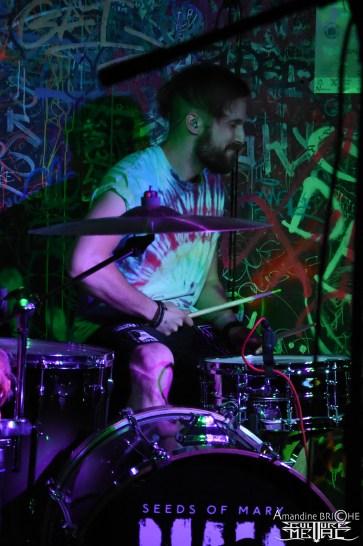 The Chainsaw Motel @ Warm Up Licorne Fest21