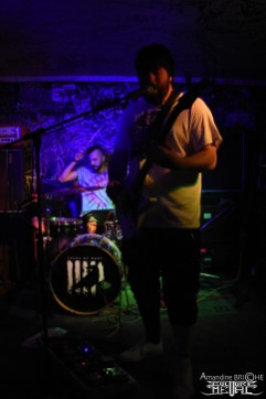The Chainsaw Motel @ Warm Up Licorne Fest3