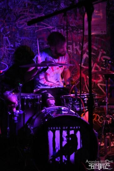 The Chainsaw Motel @ Warm Up Licorne Fest81