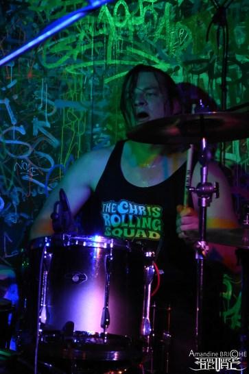 The Chris Rolling Squad @ Licorne Fest Warm Up101