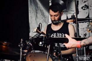 Born To Burn @Metal Culture(s) IX111