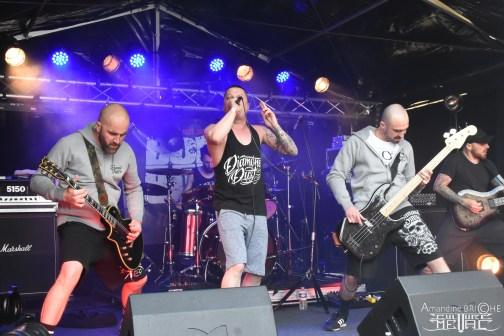 Born To Burn @Metal Culture(s) IX35
