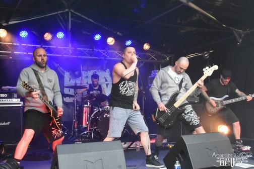 Born To Burn @Metal Culture(s) IX40