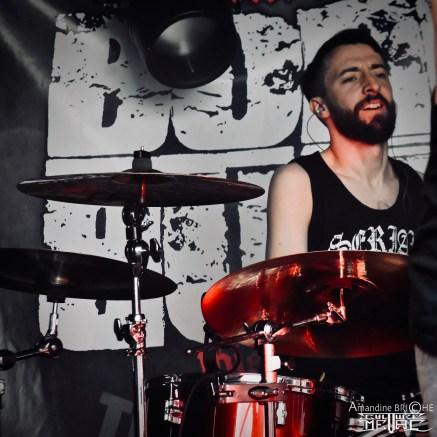 Born To Burn @Metal Culture(s) IX57