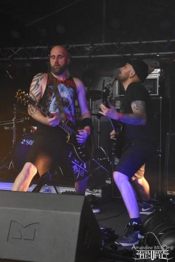 Born To Burn @Metal Culture(s) IX81