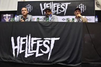 Cult Of Luna - conf' presse @ Hellfest 2019-10