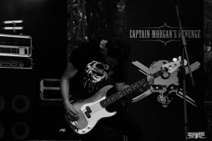 Captain Morgan's Revenge @ MetalDays 201983