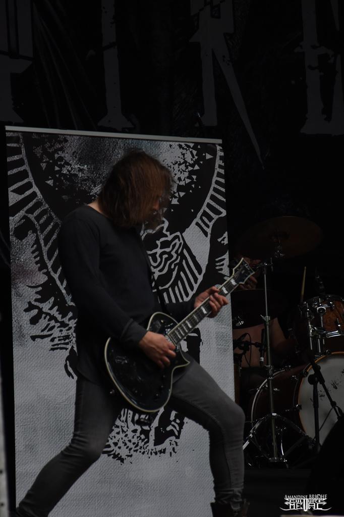 Shade Empire @ MetalDays 2018 -26