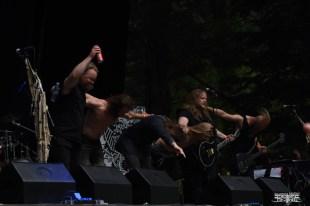 Shade Empire @ MetalDays 2018 -30