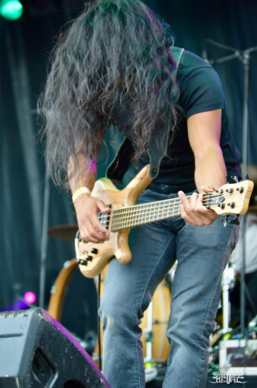 Alcest @ Motocultor 2015 -68