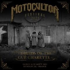 Druids Of The Gué Charette @ Motocultor 2021