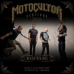 Red Fang @ Motocultor 2021