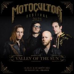 Valley Of The Sun @ Motocultor 2021
