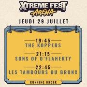 Xtreme Fest Arena 2021 - jeudi 29