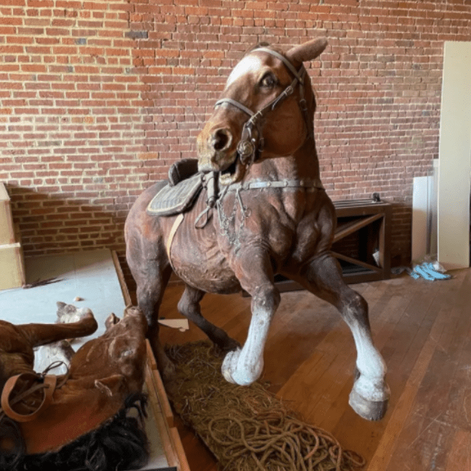 Horse Figures for sale