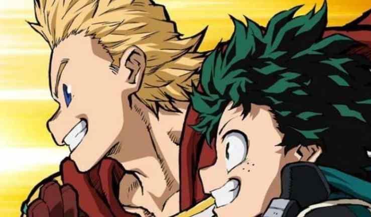 My Hero Academia: Season Four Best Characters