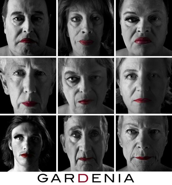 "Performers of ""Gardenia""   Design by Michael Bonfiglio"