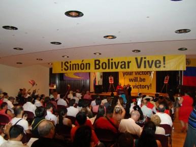 New York celebrates Venezuela's Bolivarian Revolution