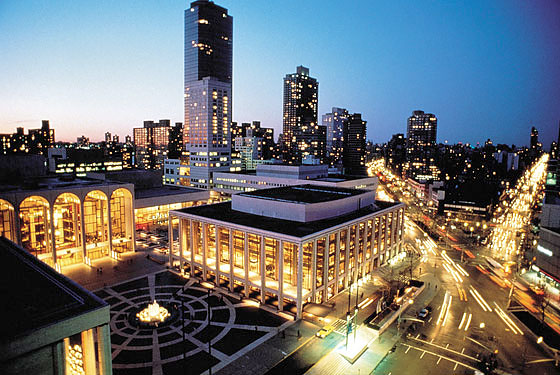 Lincoln Center for the Performing Arts