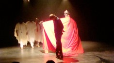 "From Iran: Ebrahim Poshtkouhi's production ""Hey Macbeth, Only the First Dog Knows Why It Is Barking"""