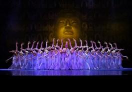"""Silk Road"" by the Gansu Dance Theatre"
