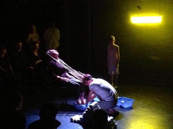 "Joshua Seidner, ""Pretender,"" presented at HERE, 2013"