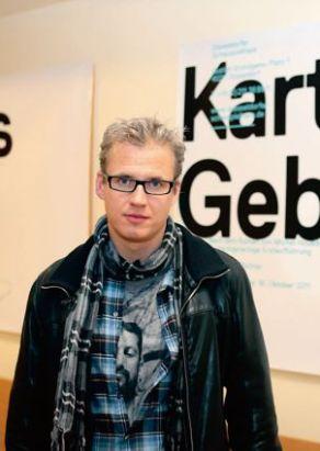 German playwright/director Falk Richter