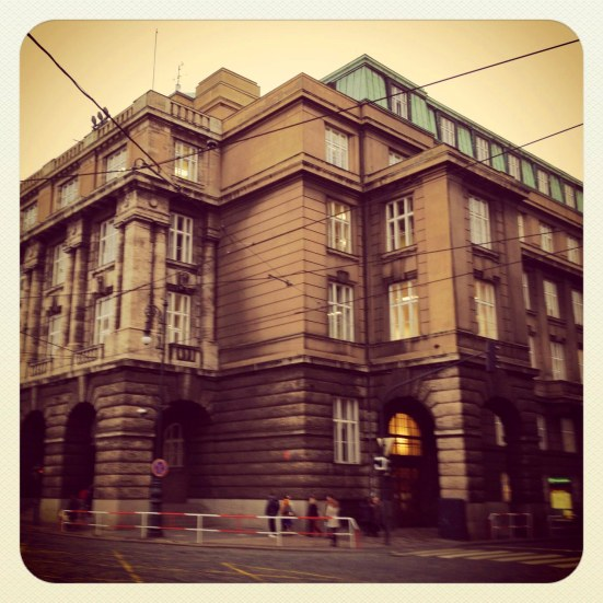 Charles University in Prague   Photo by Randy Gener